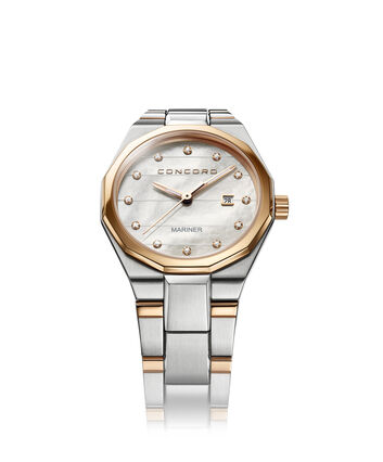 CONCORD Mariner0320277 – Women's quartz watch - Front view