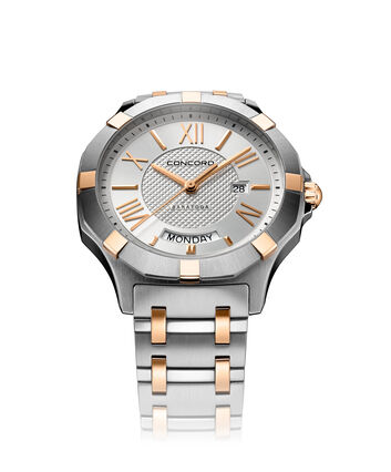 CONCORD Saratoga0320351 – Men's quartz watch - Front view