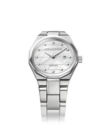 CONCORD Mariner0320298 – Women's quartz watch - Front view