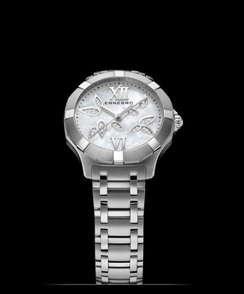 CONCORD Saratoga0320302 – Women's quartz watch - Front view