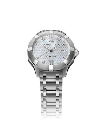 CONCORD Saratoga0320414 – Women's quartz watch - Front view