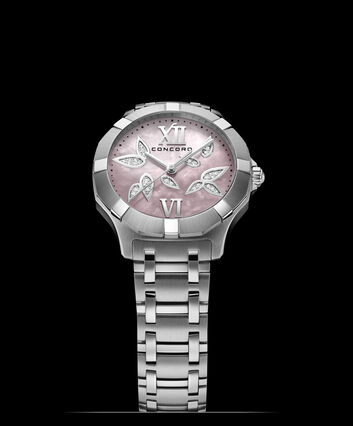 CONCORD Saratoga0320304 – Women's quartz watch - Front view