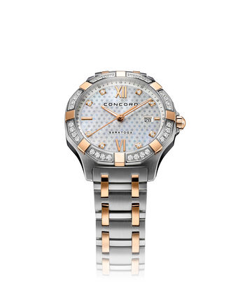 CONCORD Saratoga0320416 – Women's quartz watch - Front view