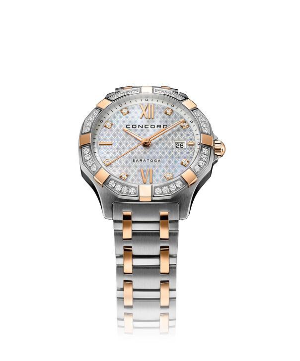 CONCORD Saratoga0320416 – Women's quartz watch - Front view