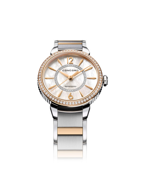 CONCORD Impresario0320321 – Women's quartz watch - Front view