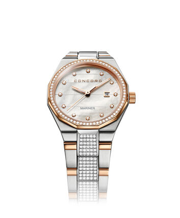 CONCORD Mariner0320330 – Women's quartz watch - Front view