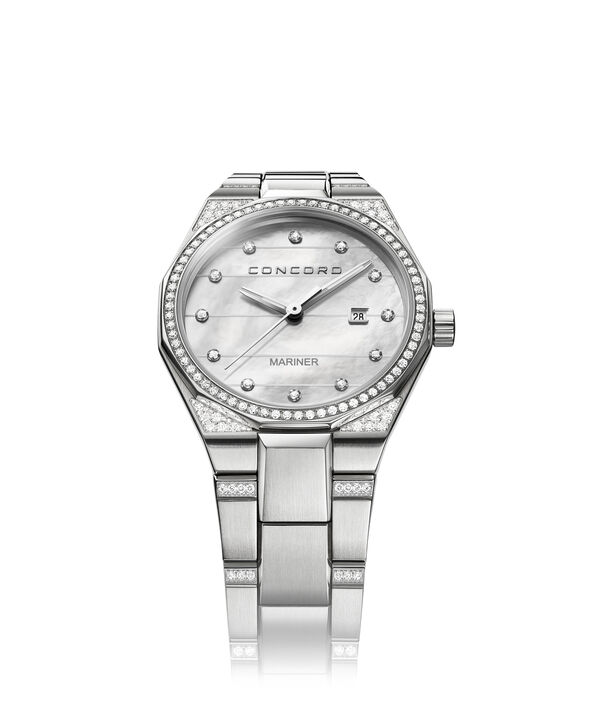 CONCORD Mariner0320276 – Women's quartz watch - Front view
