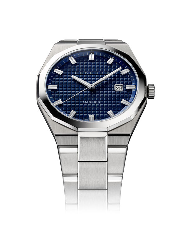 CONCORD Mariner0320378 – Men's quartz watch - Front view