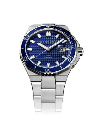 CONCORD Mariner0320355 – Men's quartz watch - Front view