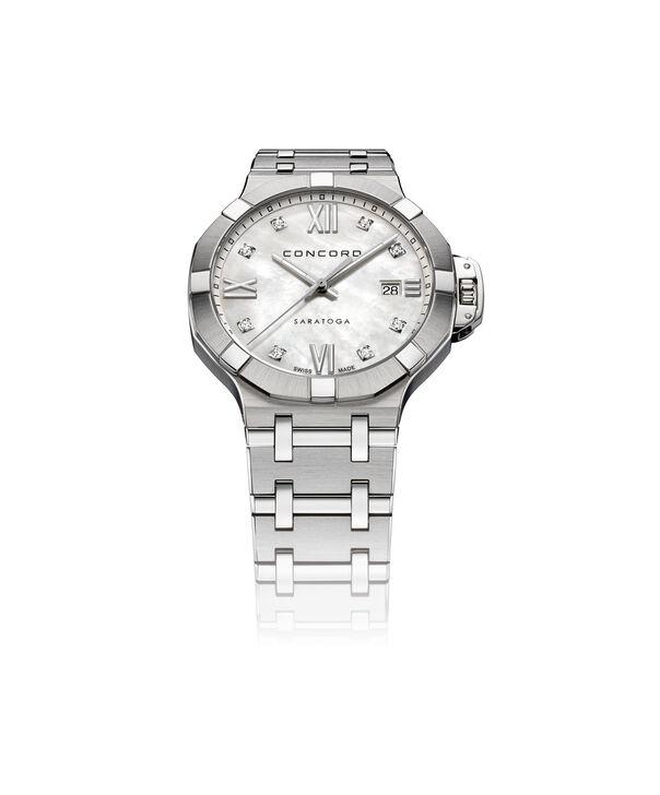 CONCORD Saratoga0320436 – Men's quartz watch - Front view