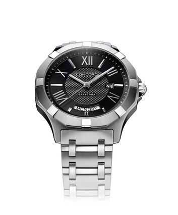 CONCORD Saratoga0320348 – Men's quartz watch - Front view