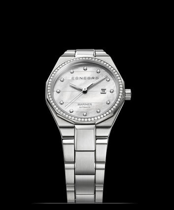 CONCORD Mariner0320280 – Women's automatic watch - Front view