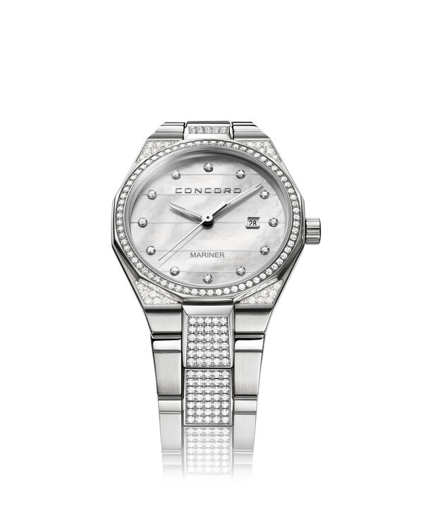CONCORD Mariner0320331 – Women's quartz watch - Front view