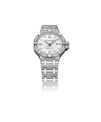 CONCORD Saratoga0320430 – Women's quartz watch - Front view