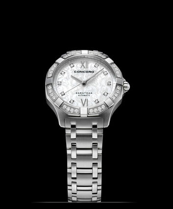 CONCORD Saratoga0320284 – Women's automatic watch - Front view