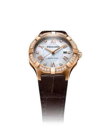 CONCORD Saratoga0320344 – Women's quartz watch - Front view