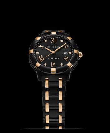 CONCORD Saratoga0320309 – Women's quartz watch - Front view