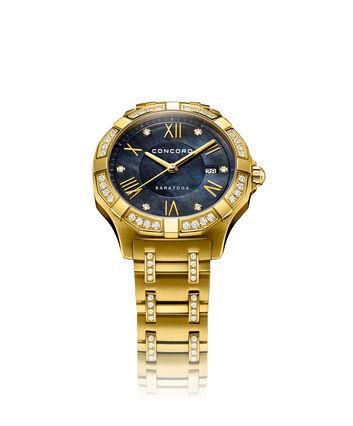 CONCORD Saratoga0320341 – Women's quartz watch - Front view
