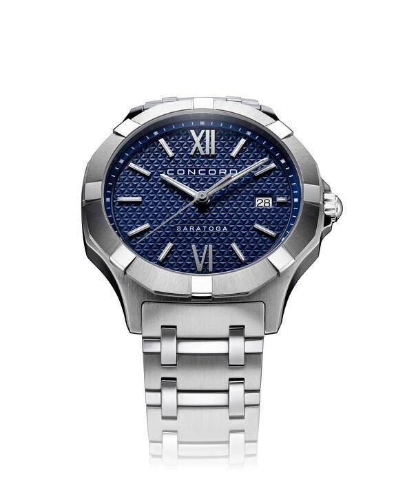 CONCORD Saratoga0320419 – Men's quartz watch - Front view