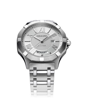 CONCORD Saratoga0320347 – Men's quartz watch - Front view