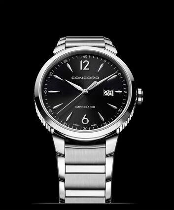 CONCORD Impresario0320325 – Men's quartz watch - Front view