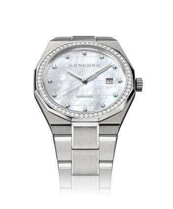 CONCORD Mariner0320264 – Men's quartz watch - Front view
