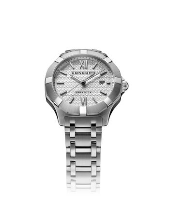 CONCORD Saratoga0320412 – Women's quartz watch - Front view