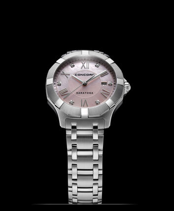 CONCORD Saratoga0320164 – Women's quartz watch - Front view
