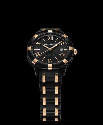 CONCORD Saratoga0320308 – Women's quartz watch - Front view