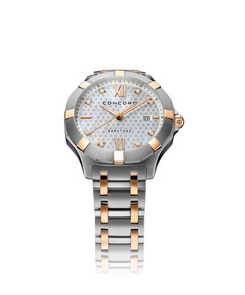 CONCORD Saratoga0320415 – Women's quartz watch - Front view