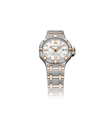 CONCORD Saratoga0320433 – Women's quartz watch - Front view