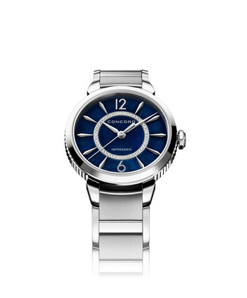 CONCORD Impresario0320387 – Women's quartz watch - Front view