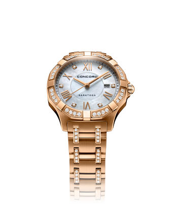 CONCORD Saratoga0320338 – Women's quartz watch - Front view