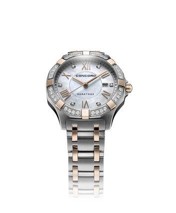 CONCORD Saratoga0320169 – Women's quartz watch - Front view