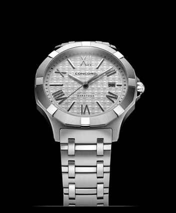 CONCORD Saratoga0320158 – Men's quartz watch - Front view