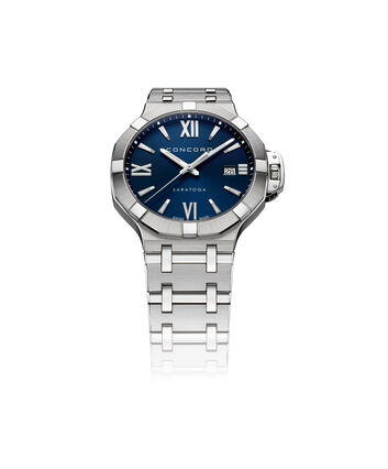 CONCORD Saratoga0320435 – Men's quartz watch - Front view