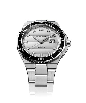 CONCORD Mariner0320353 – Men's quartz watch - Front view