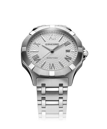 CONCORD Saratoga0320153 – Men's quartz watch - Front view