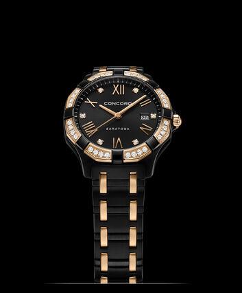 CONCORD Saratoga0320310 – Women's quartz watch - Front view