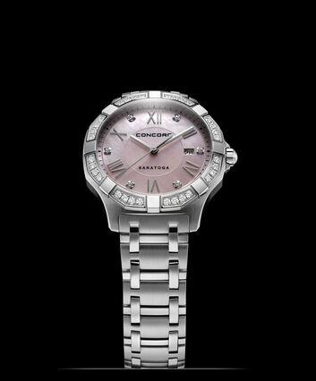 CONCORD Saratoga0320167 – Women's quartz watch - Front view