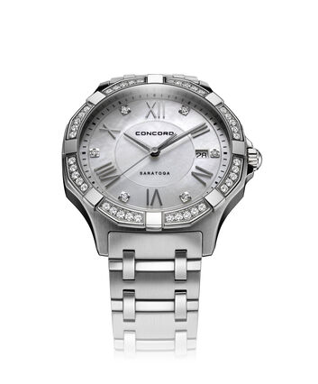 CONCORD Saratoga0320182 – Men's quartz watch - Front view