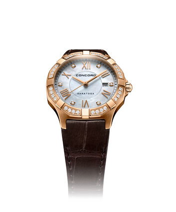 CONCORD Saratoga0320344 – Women's quartz watch - Front view