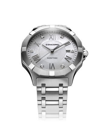 CONCORD Saratoga0320156 – Men's quartz watch - Front view