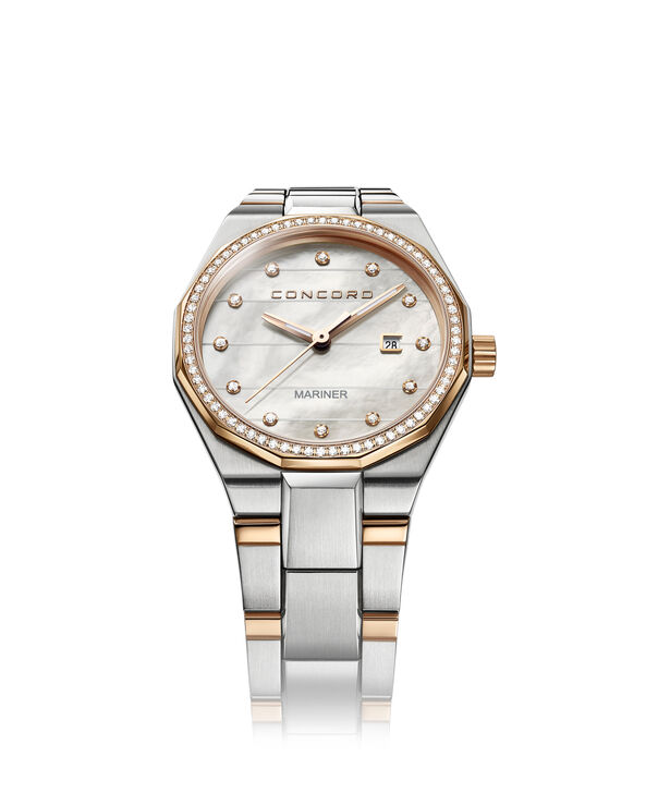 CONCORD Mariner0320278 – Women's quartz watch - Front view