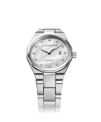CONCORD Mariner0320273 – Women's quartz watch - Front view