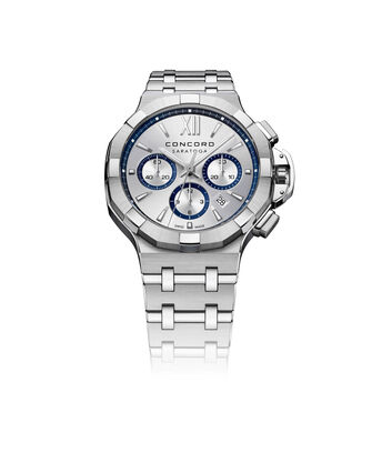 CONCORD Saratoga0320449 – Men's quartz watch - Front view