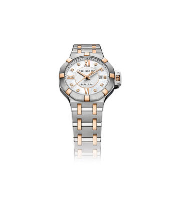 CONCORD Saratoga0320431 – Women's quartz watch - Front view