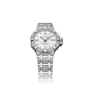 CONCORD Saratoga0320430 – Women's quartz watch - Front view