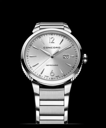 CONCORD Impresario0320323 – Men's quartz watch - Front view