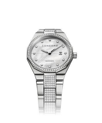 CONCORD Mariner0320300 – Women's quartz watch - Front view